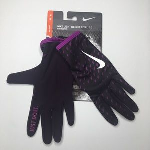 Nike lightweight revival 2.0 woman run gloves M